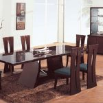 modern dining table sets the holland nice warm and cozy modern