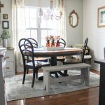 modern farmhouse dining roomoffice reveal 100 room