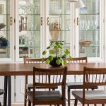 modern formal dining room updates white dining room