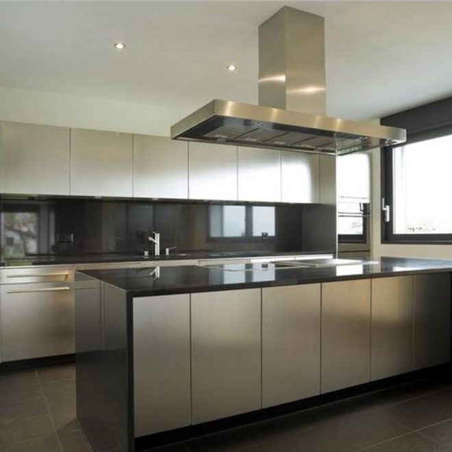 modern high quality simple design stainless steel kitchen cabinet for kitchen projects buy kitchen cabinet modernkitchen cabinet simple