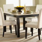 modern marble dining table trends square dining table and 4 chairs