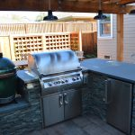 modular outdoor bbq options turned earth
