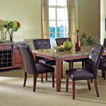 montibello dining table 4 chairs at gardner white