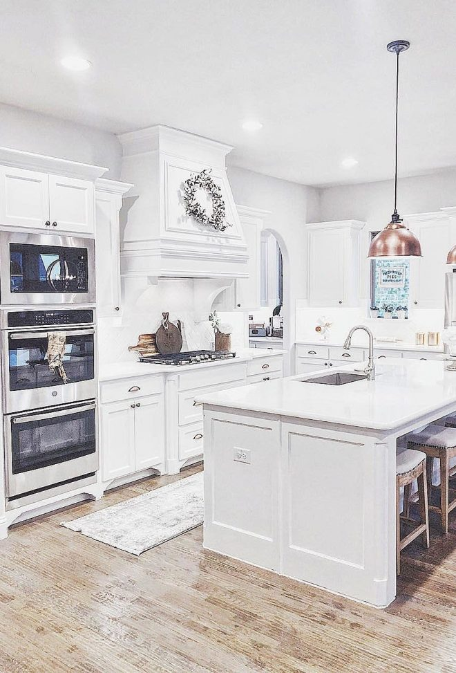 most popular white kitchen designs of may 2019
