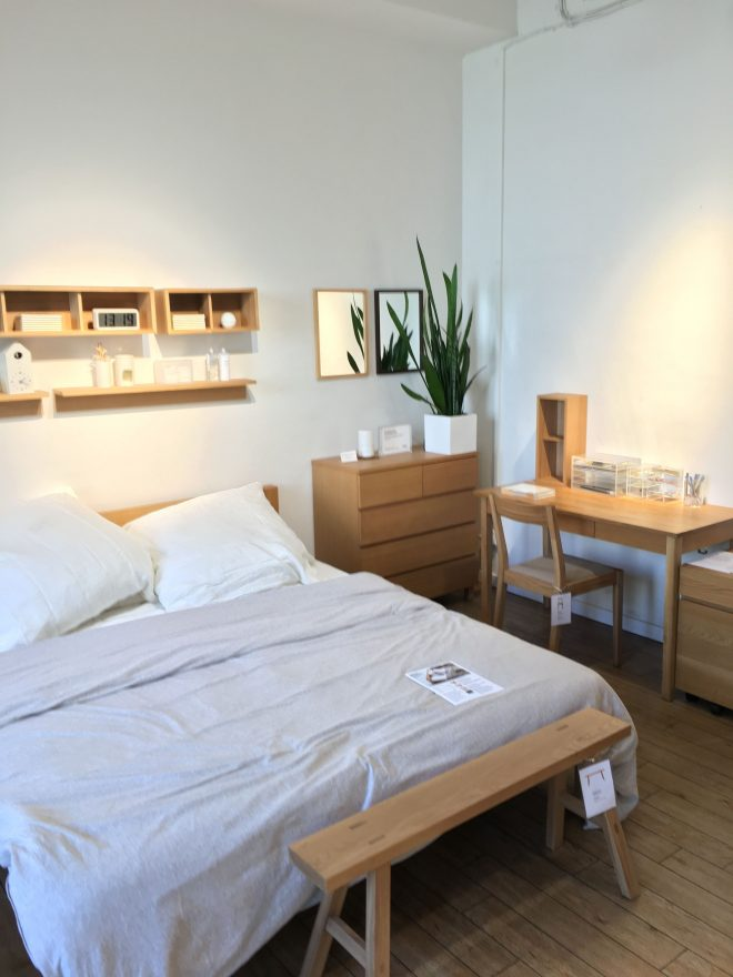 muji bedroom bedroom project pinte