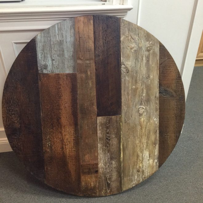 multi wood round rustic round table top natural round wood table top