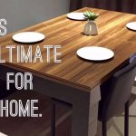 multifunctional dining table made in singapore youtube