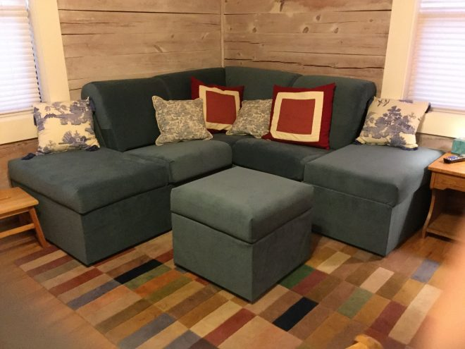 my new home reserve sectional sofa for a small space love