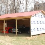 najika information 3 sided pole barn plans redneck carports kaliman