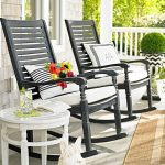 nantucket rocking chair curb appeal front porch furniture