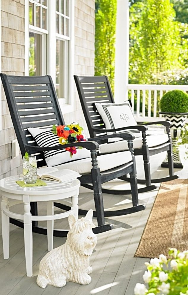 nantucket rocking chair front porch furniture rocking