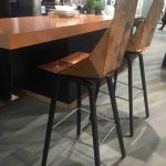 narrow counter height table for kitchen images including awesome