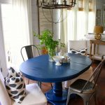 navy blue dining table love decor blue dining tables dining