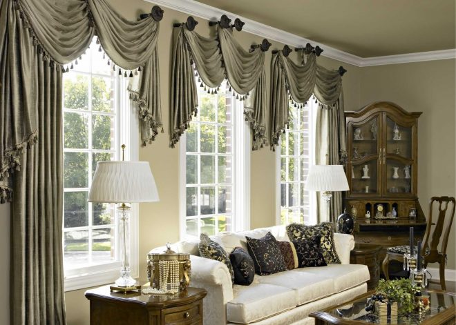 need to have some working window treatment ideas we have