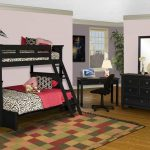 new classic furniture tamarack 4 piece bunk bedroom set in black