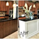 new home improvements diy kitchen island makeover reveal