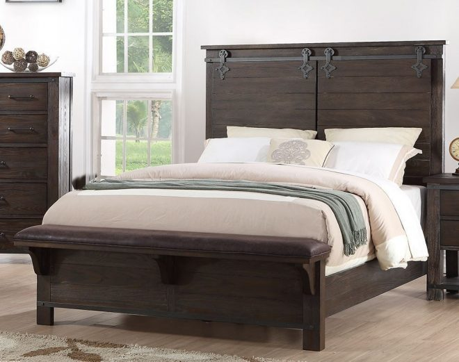newtown king bed set