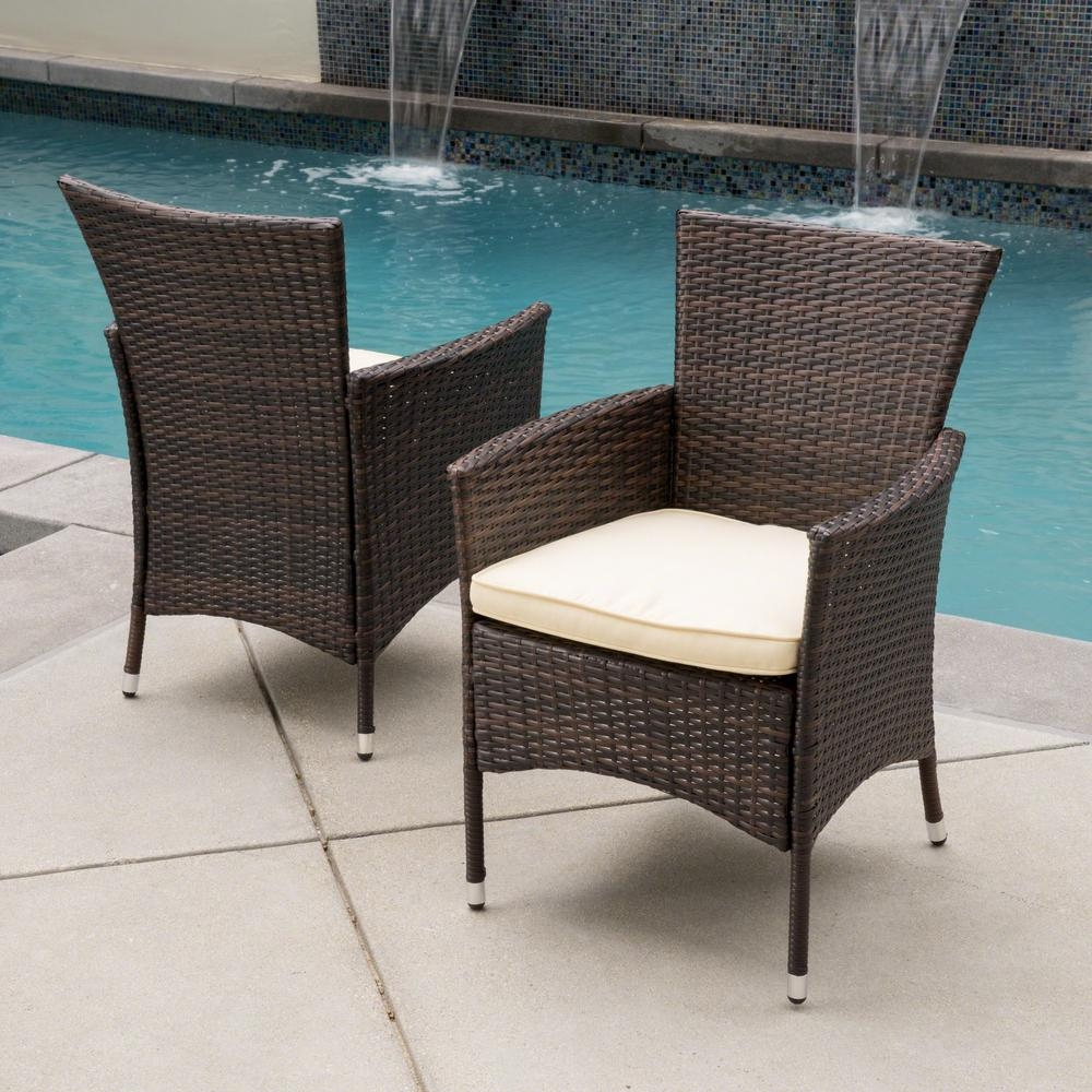 noble house malta multibrown removable cushions wicker outdoor