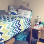 north carolina at college dorm room tour aggie suites e freshman year krystal hall