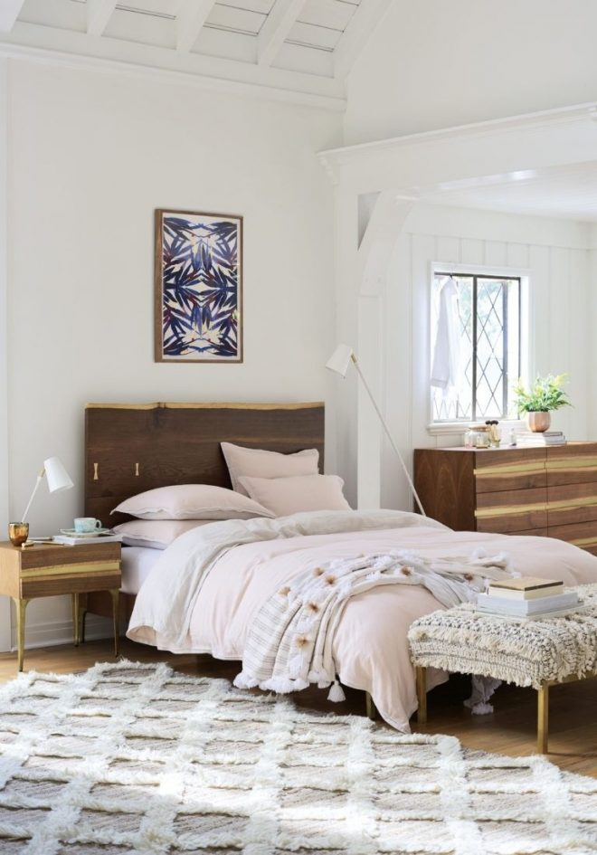 notes from a stylist spring home trends bedroom