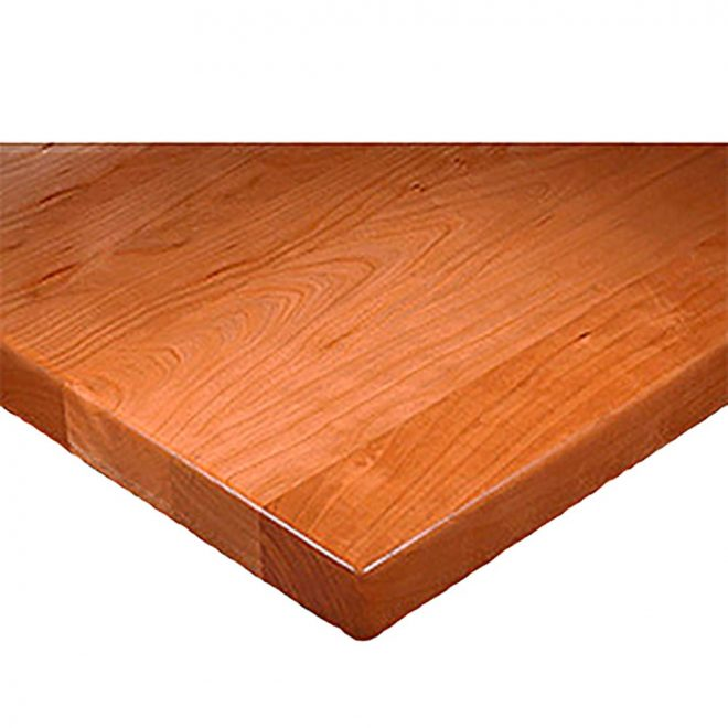 oak street ppo42r table top round 42 dia 1 34 thick continuous pattern solid wood oak