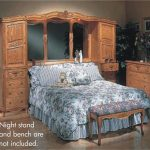 oakwood interiors solid oak king bedroom set free delivery 48