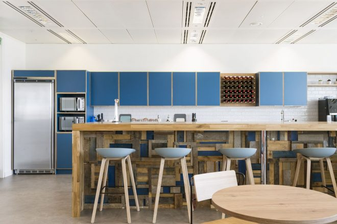 office tour pageant media offices london modern kitchen
