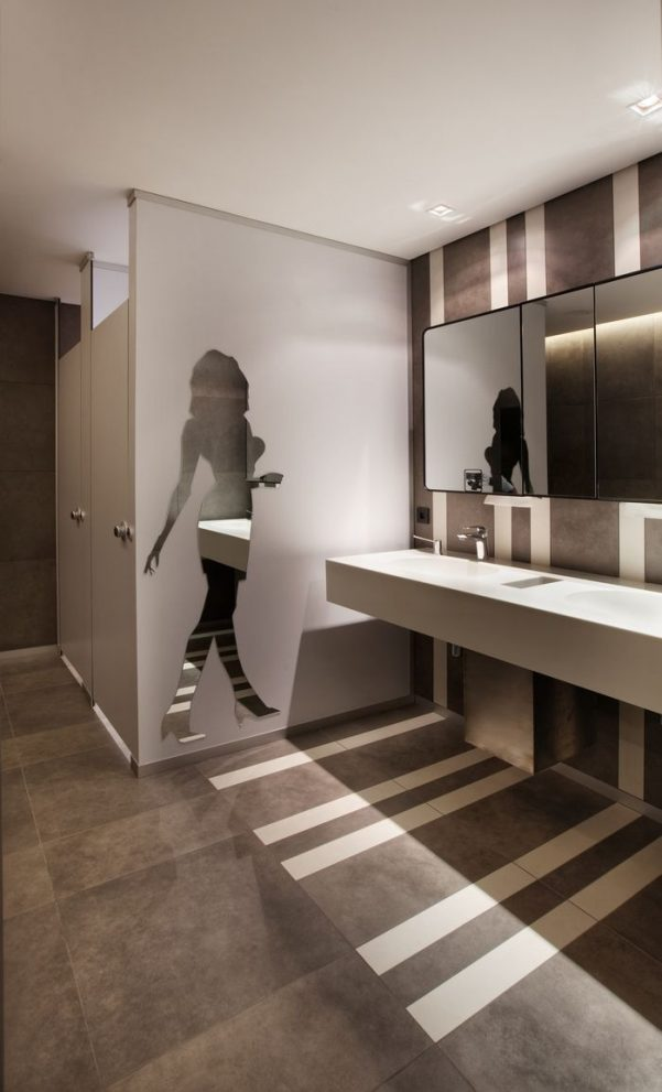 office tour turkcell istanbul offices washroom design