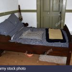 old salem north carolina a simple bed shared the
