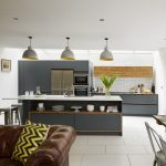open plan kitchen design ideas ideal home
