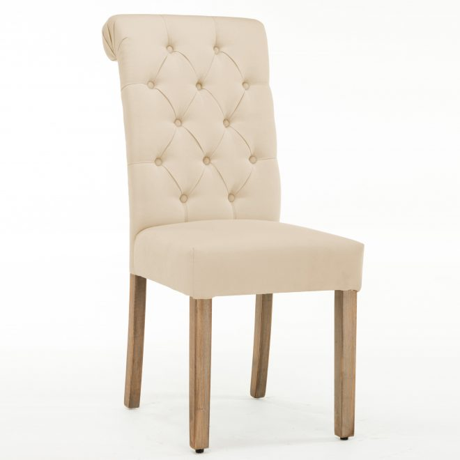 ophelia co ansonia roll top tufted modern upholstered dining
