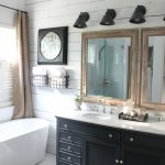 our bathroom remodel was shared on countryliving