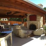 our combination project in lago vista tx turns up the heat with