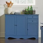 our country kitchen buffet is a counter cupboard and storage space