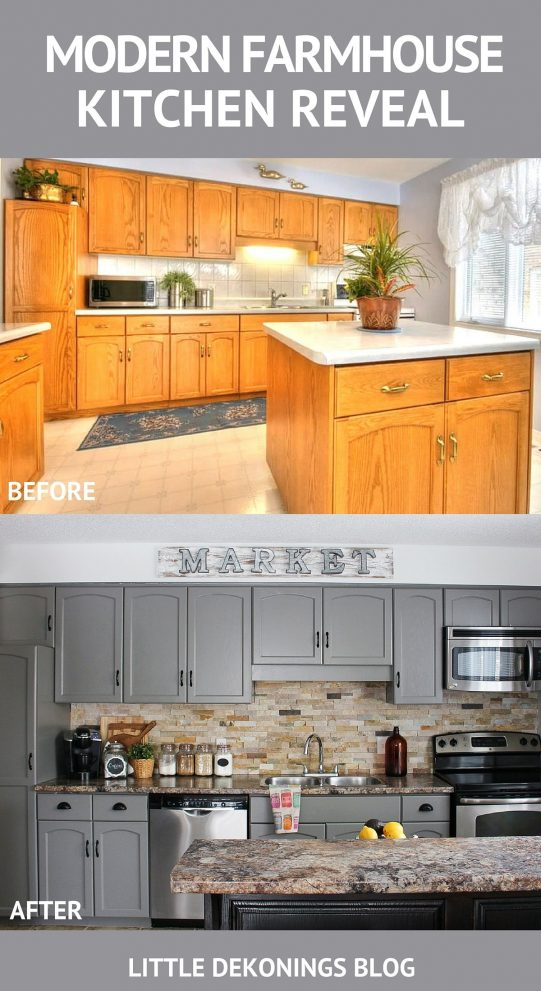 our kitchen cabinet makeover kitchen cabinets before