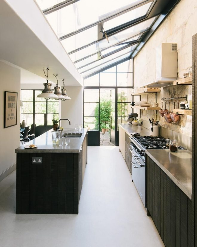 our sebastian cox kitchen is similar to the real shaker