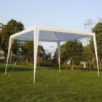 outdoor 10 x 10 heavy duty canopy tent gazebo
