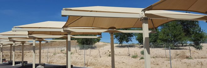 outdoor canopies and shade structures hags