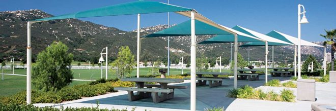 outdoor canopies and shade structures hags uk