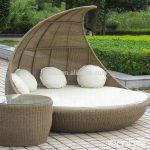 outdoor canopy bed outsunny seat swing chair folding