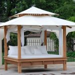 outdoor canopy bed plans outdoor decorations making