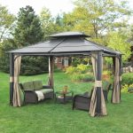 outdoor canopy gazebo 12x12 home outdoor decoration design
