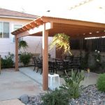 outdoor covered patio plans prettify the outer side of the