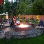 outdoor fire pit seating ideas fireplace design ideas