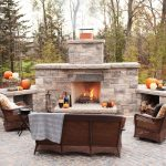 outdoor fireplace designs 6358