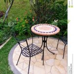 outdoor garden patio furniture stock image image of chair
