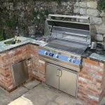outdoor kitchens built in bbqs fire magic