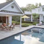 outdoor living aqua blue pools