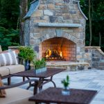 outdoor living project at the dyson residence milosi