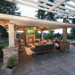 outdoor living structures paradise restored landscaping